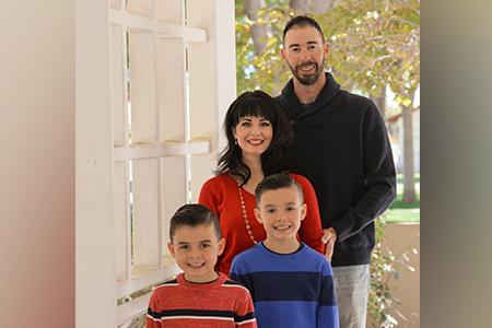 Wilkinson Family Photo